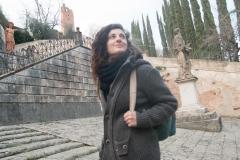 La Rocca di Federico II sullo sfondo