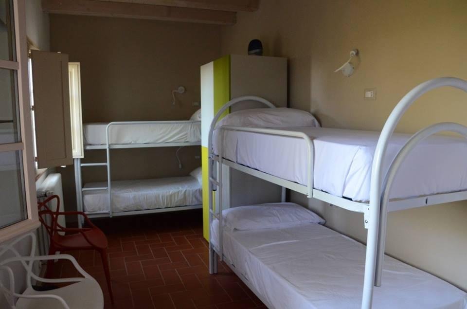 Camere comode e funzionali